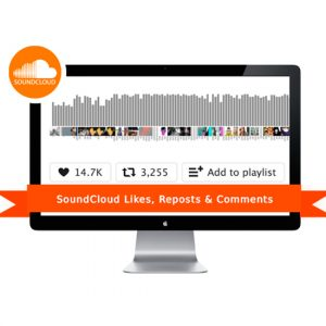 SoundCloud Comentarios
