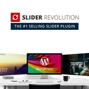 Plugin Wordpress Premium: Slider Revolution - Banners, Sliders