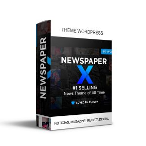 Thema Wordpress Newspaper Premium