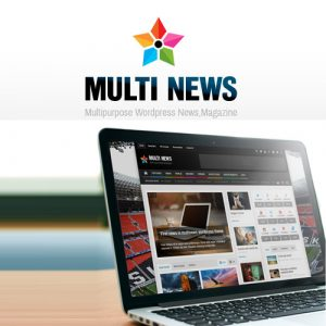 Plantilla Wordpress theme premium Multinews-Revista, Magazine,-Noticias