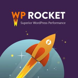 Plugin Wordpress Premium: WP Rocket - Acelerador web, limpiador de caché