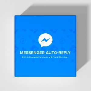 Plugin WordPress Premium: Facebook Auto Reply - Chat Soporte