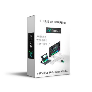 Plantilla Wordpress Theme Premium: The SEO
