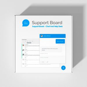 Plugin Premium Wordpress: Support Board - Chat Soporte