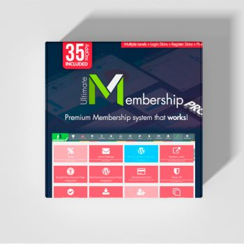 Plugin Wordpress de Membresia - Ultimate Membership Pro