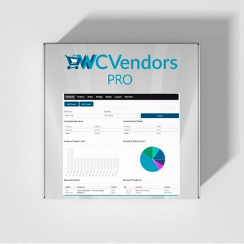 Plugin Wordpress Mercado Multivendedores - WC Vendors Pro