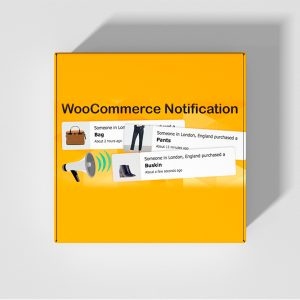 Plugin Wordpress de Notificaciones - Woocommerce Notification