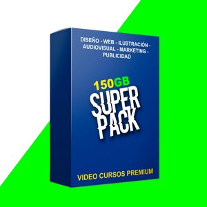 Super Pack Cursos Virtuales
