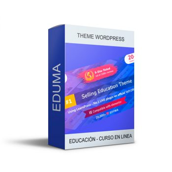Tema Wordpress Premium EDUMA