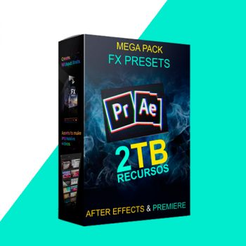 Pack After Effects Adobe Premiere FX Presets
